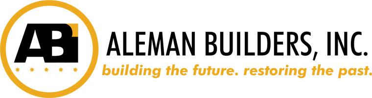 Aleman Builders Logo | Naples, Florida Builders