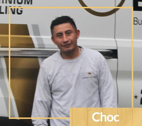 Meet Aleman Builders Team Member Choc | Naples Florida Contractors