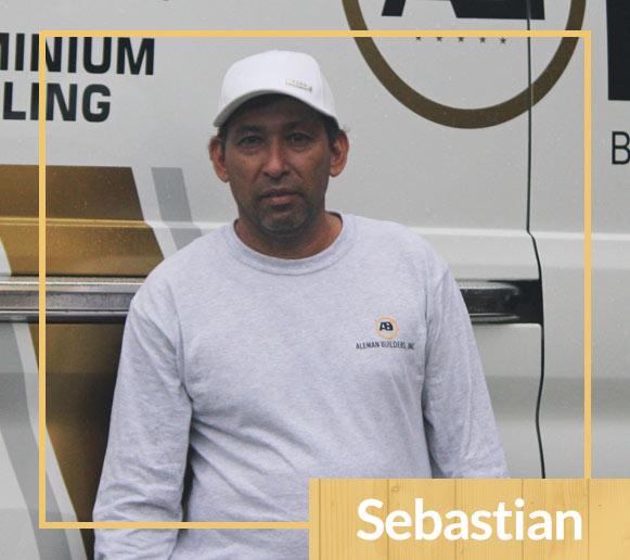 Meet Aleman Builders Team Member Sebastian | Naples Florida Contractors