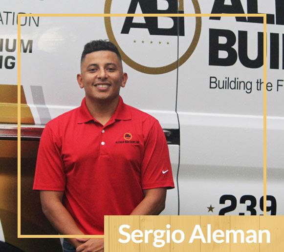 Aleman Builders Owner Sergio Aleman | Naples, Florida Construction Company