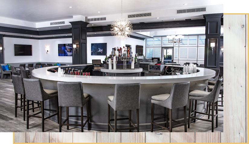 Hertz Club Remodeled by Aleman Builders   Naples, Florida Builders
